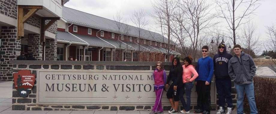 Gettysburg small